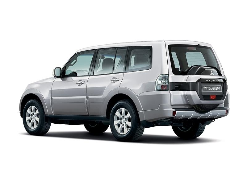 Mitsubishi - Pajero